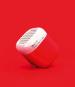 KAKKOii Pantone Micro Speaker Flame Scarlet. Bild 2