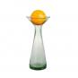 Kerzenhalter & Vase aus Waldglas, groß. Bild 2