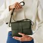 Lederhandtasche »Berit«, grün. Bild 2