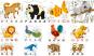 Lege- und Buchstabierspiel »Im Reich der Tiere«. Bild 2