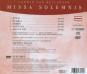 Ludwig van Beethoven. Missa Solemnis op.123. 1 CD, 1 DVD. Bild 2