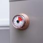Magnetischer Küchentimer, kupfer. Bild 2