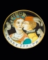 Majoliken der italienischen Renaissance. Italian Renaissance Maiolica. Bild 2