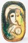 Marc Chagall - Meisterwerke seiner Keramik. Bild 2