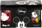 Mickey Mouse Kaffeebecher. 2 Motivtassen im Set. Bild 2
