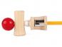 Mini Kendama. Spiel und Stifteanspitzer. Bild 2