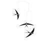 Mobile »Fliegende Schwalben«. Bild 2