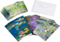 Monet Grußkartenset mit Briefumschlägen. Bild 2