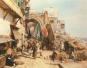 Paul Klee. Auf der Suche nach dem Orient. Teppich der Erinnerung. Bild 2