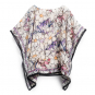 Poncho Louis C. Tiffany »Magnolienblüte«. Bild 2