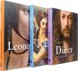 Renaissance-Meister im Detail, Set. Leonardo, Dürer, Raffael. 3 Bände. Bild 2