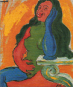 René Magritte. La Période Vache. Bild 2