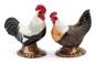Salz- und Pfefferstreuer »Dorking-Huhn«. Bild 2