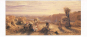 Samuel Palmer. Panorama-Grußkarten-Set. Bild 2