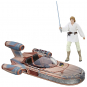 Star Wars. The Black Series. Luke Skywalker und sein X-34 Landspeeder. Bild 2
