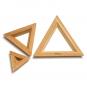 Topfuntersetzer aus Holz, 3-tlg. Bild 2