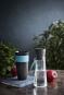 Trinkflasche 0,5 Liter, himmelblau. Bild 2