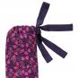 YuYu-Bottle Schlauch-Wärmflasche, violett. Bild 2