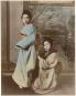 Zartrosa und Lichtblau. Japanische Fotografie der Meiji-Zeit (1868-1912). Bild 2