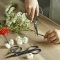 3 Scheren für Blumen und Pflanzen. Bild 3