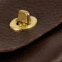 Braune Abendhandtasche »Georgia Bag«. Bild 3
