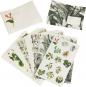 Briefpapier Set »Pflanzenillustrationen«. Bild 3