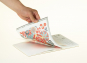 Briefpapierblock »Art Deco«. DIN A4. Bild 3