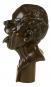Bronzebüste Franz Xaver Messerschmidt »Studienkopf mit herausgestreckter Zunge«. Bild 3