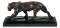 Bronzefigur Rembrandt Bugatti »Panther im Lauf«. Bild 3