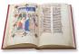 Brüsseler Stundenbuch. Faksimile. Bild 3