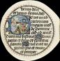 Codex rotundus Faksimile. Hildesheim, Dombibliothek Hildesheim, Hs 728, Brügge, Ende des 15. Jahrhunderts. Bild 3