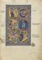 Der Goldene Münchner Psalter. Bild 3