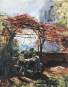 Deutsche Impressionistische Landschaftsmalerei. Liebermann - Corinth -Slevogt. Bild 3