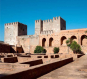 Die Alhambra. Geschichte. Architektur. Kunst. Cabra-Leder. Bild 3