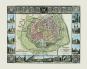 Die Pläne der k. k. Haupt- und Residenzstadt Wien von Carl Graf Vasquez. Bild 3