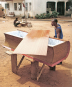 Die vergrabenen Schätze der Ga. Sarg-Kunst aus Ghana. Bern 2006. Bild 3