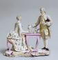 Frühstück bei Hofe. 100 Jahre fürstliches Porzellan. Großherzoglich-Hessische Porzellansammlung Darmstadt 1908-2008. Bild 3