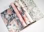 Geschenkpapier »Blumenkupferstiche«. Bild 3