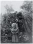 Gustav Klimt & Emilie Flöge. Fotografien. Bild 3