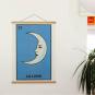 Holzleiste für Poster. Bild 3
