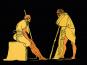 Homer. Die Odyssee - illustrierte Ausgabe. Bild 3