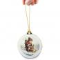 Hummel-Weihnachtsornament »Fahrt in die Weihnacht«. Bild 3