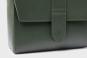 Lederhandtasche »Berit«, grün. Bild 3