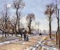 Lichtgestöber. Der Winter im Impressionismus. Bild 3