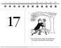Loriot. Vom Umgang mit dem anderen Geschlecht. Immerwährender Kalender. Bild 3