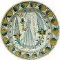 Majoliken der italienischen Renaissance. Italian Renaissance Maiolica. Bild 3