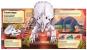 Mein großes Dinosaurier-Pop-up-Buch. Mit 5 Dino-Modellen zum Selberbasteln. Bild 3