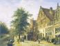Niederländische Kunst 1800-1900. Bild 3