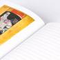 Notizbuch. Mit Motiven von Gustav Klimt. Bild 3