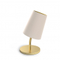 Tischlampe »Dandy«, austernfarben. Bild 3